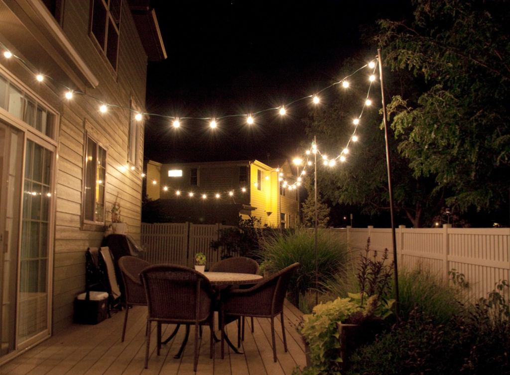 Landscape lighting express lawn sprinklers we now have color changing led landscape lights by fx industries these lights have over 30000 color combinations and can be set and adjusted aloadofball Image collections