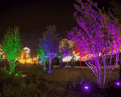 We Now Have Color Changing Led Landscape Lights By Fx Industries These Over 30 000 Combinations And Can Be Set Adjusted